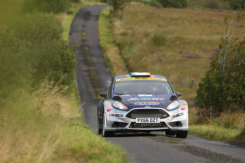 Cork's Keith Cronin conquers Ulster