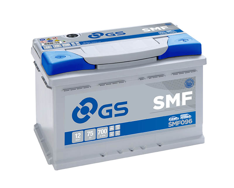 GS launches new automotive battery range