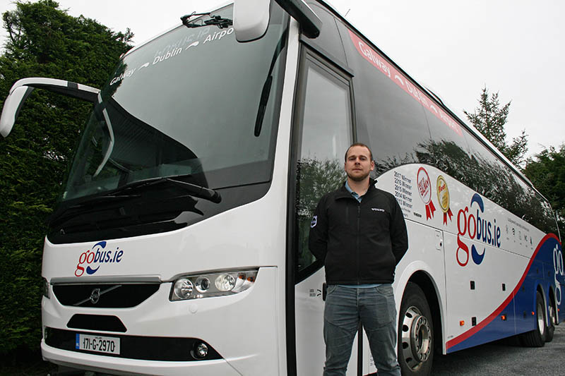 GoBus.ie achieves exceptional mileage on Michelin tyres