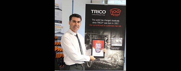 Trico scoops Auto Express award