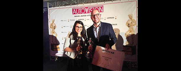 TRW True Originals campaign wins big at Autovision Festival