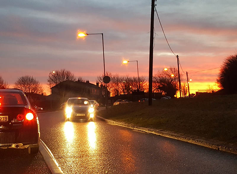 Continental urges motorists to leave their lights on as shortest day approaches