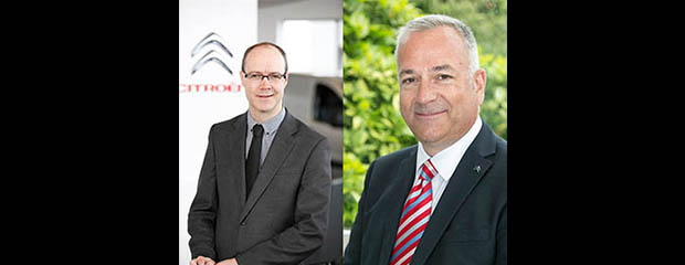 Citroën & DS Ireland announce appointments