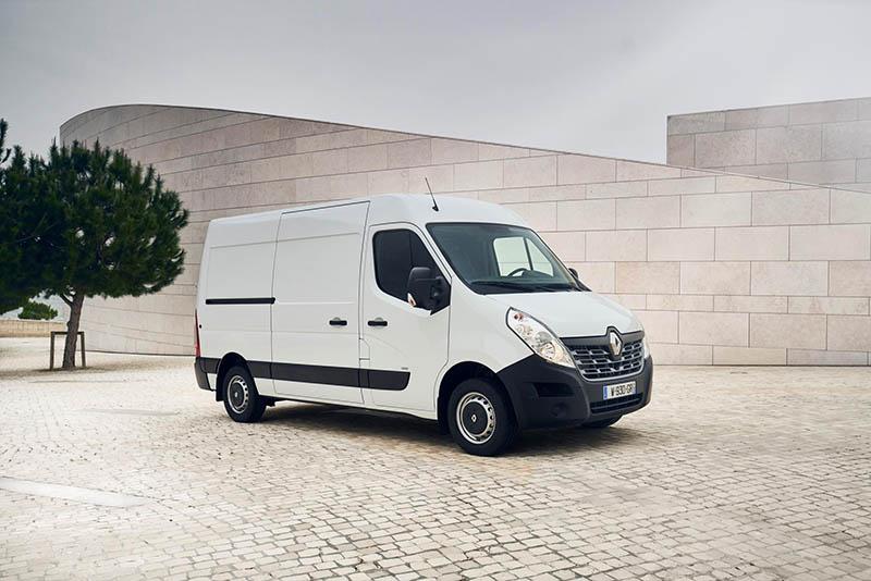 new renault master electric van a game changer for urban deliveries commercial vehicle. Black Bedroom Furniture Sets. Home Design Ideas