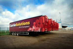 SDC Trailers delivers 30 new curtainsides to Scotland