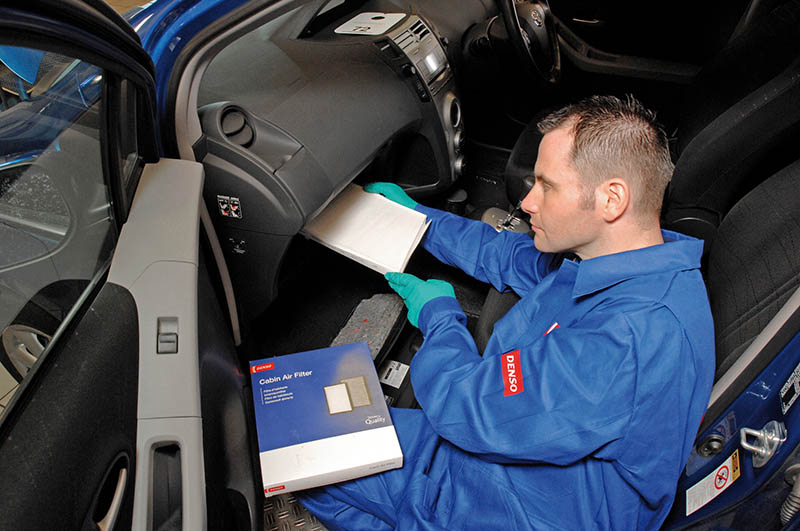 Denso highlights importance of Cabin Air Filters