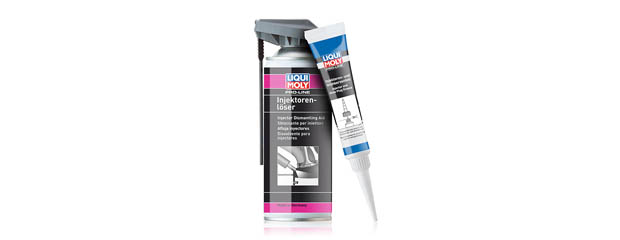 Liqui Moly offers advice on removing injectors