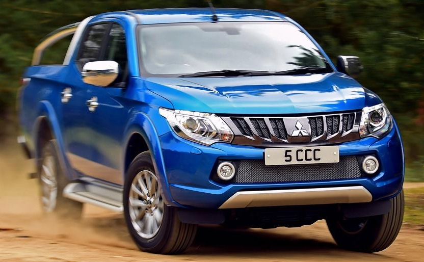 Mitsubishi L200 wins award for fourth time in-a-row