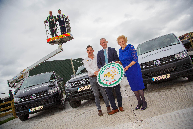 Volkswagen Commercial Vehicles to exhibit range of vans at Ploughing Championships