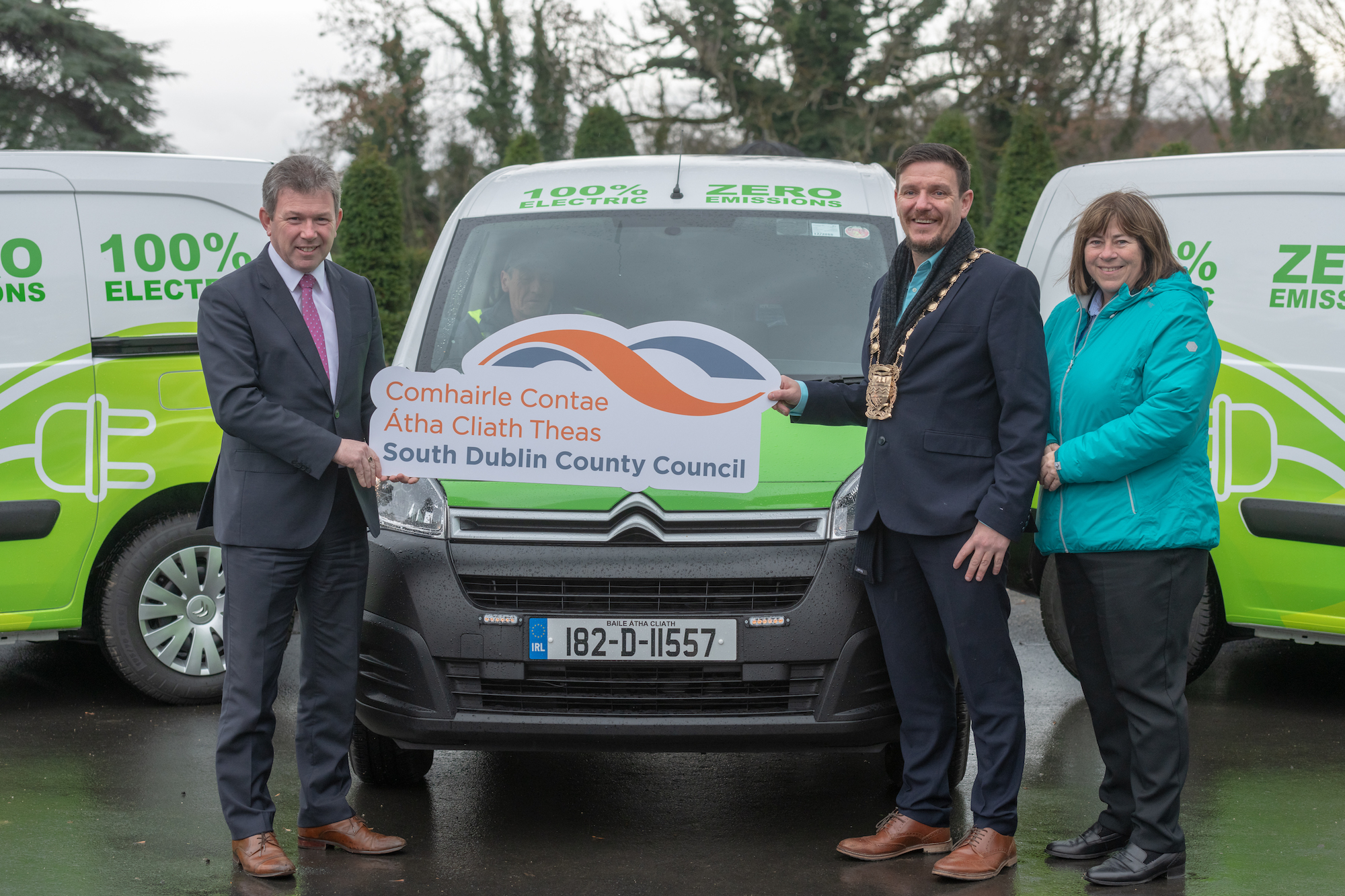South Dublin County Council goes green