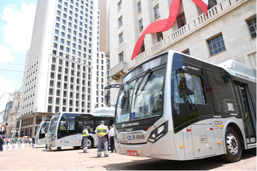 BYD delivers first pure electric buses to Sao Paulo