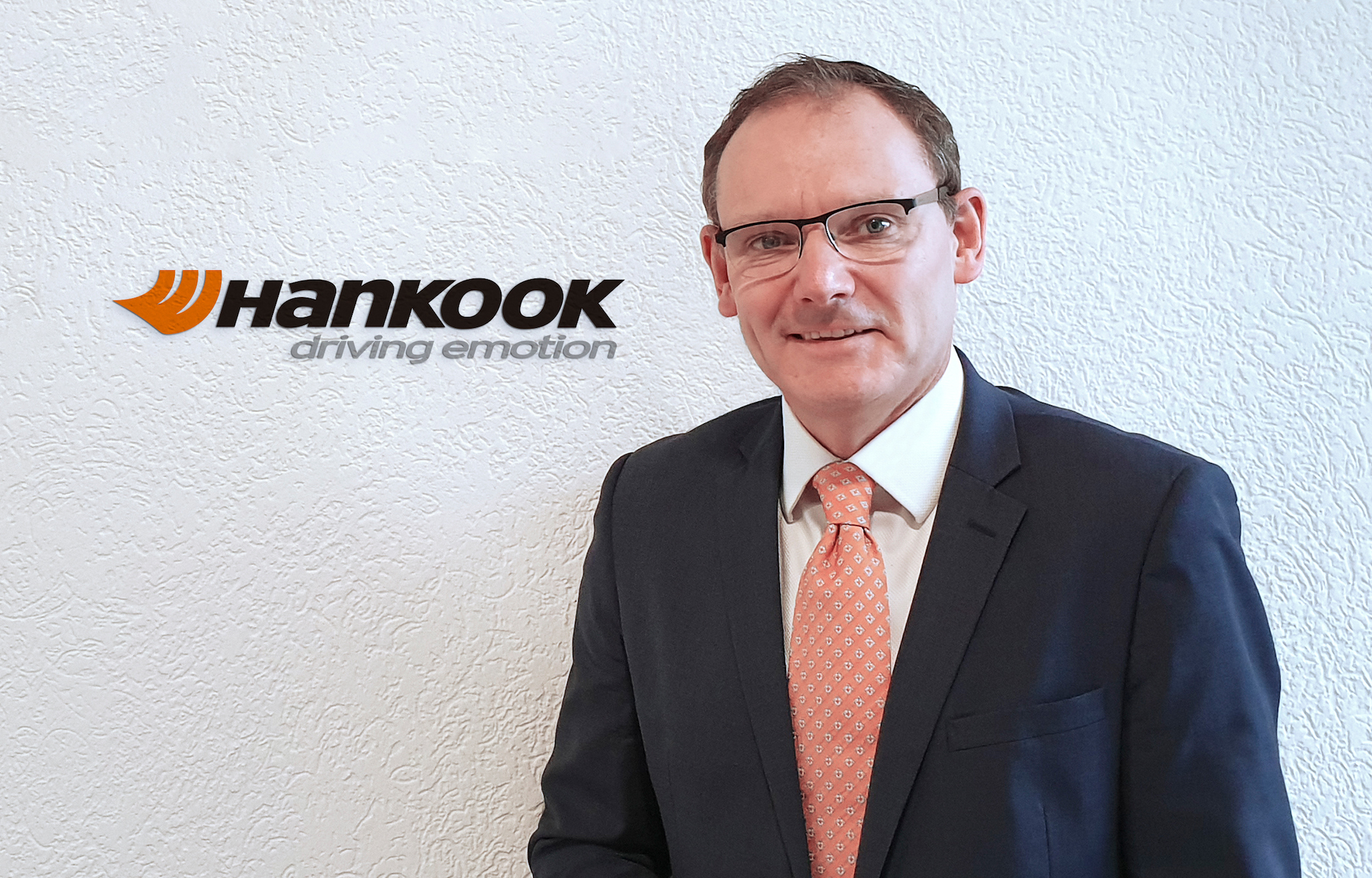Hankook appoints new TBR-Marketing and Strategy Director for Europe