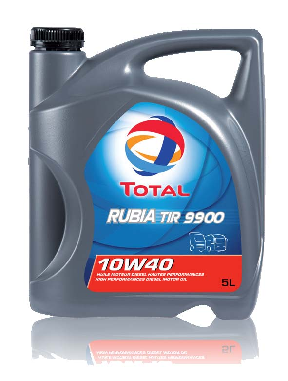 Total Rubia Optima range for cleaner and more fuel-efficient transport