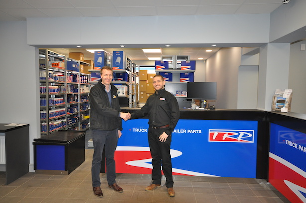 TRP Ireland set to open brand new South Dublin parts store