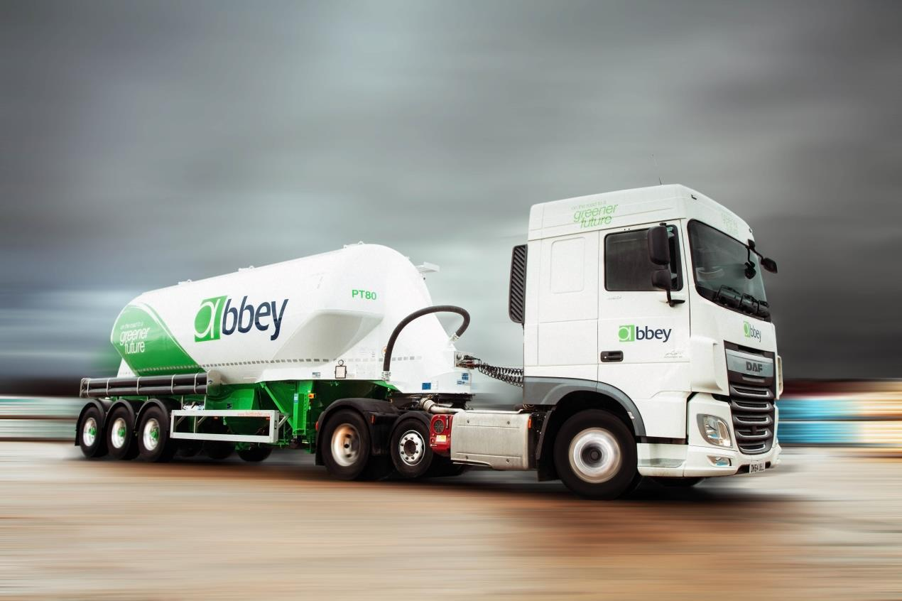 Abbey Logistics updates fleet with £1.6 million DAF investment