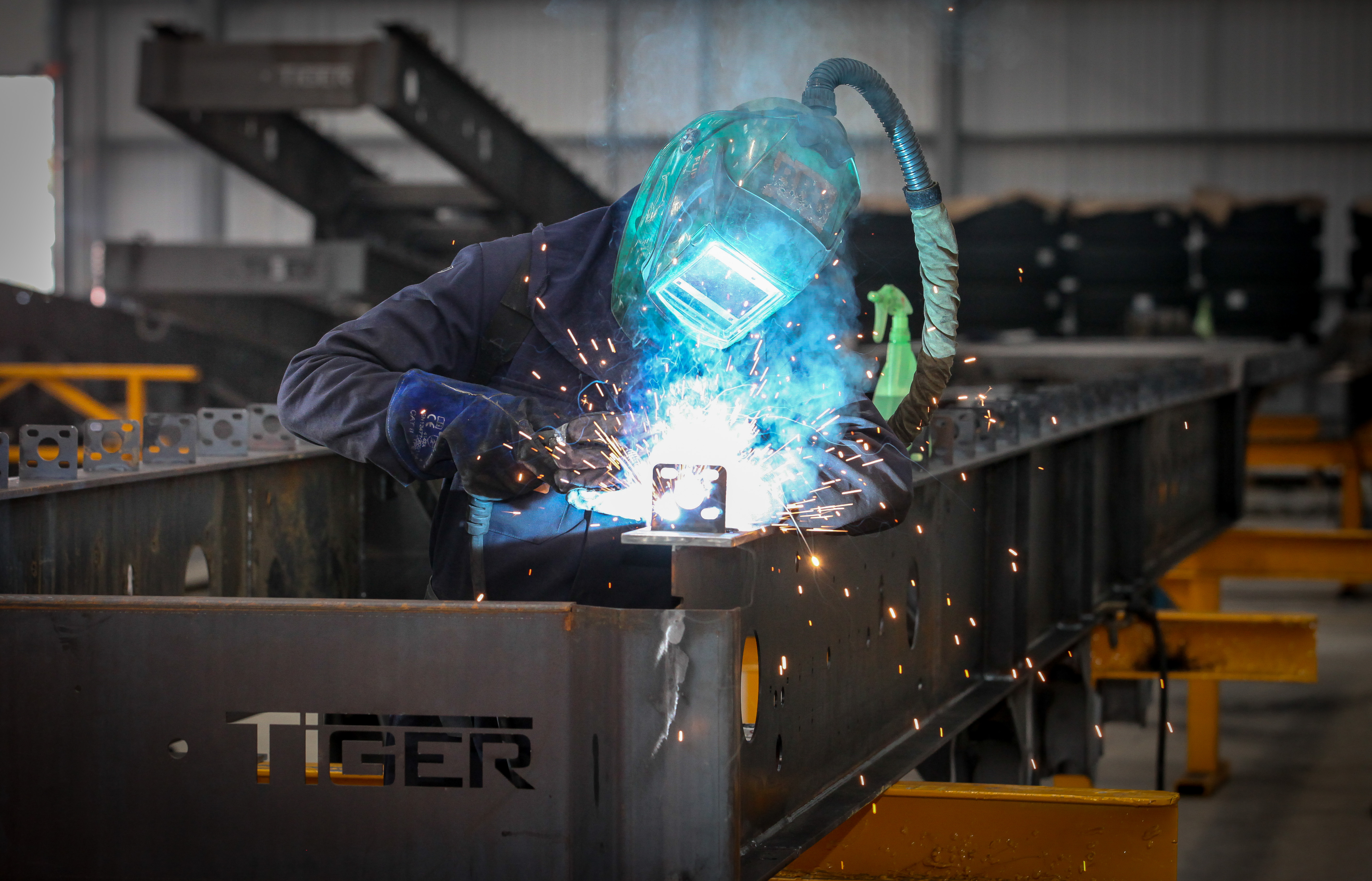 Tiger Trailers to strengthen apprentice profile