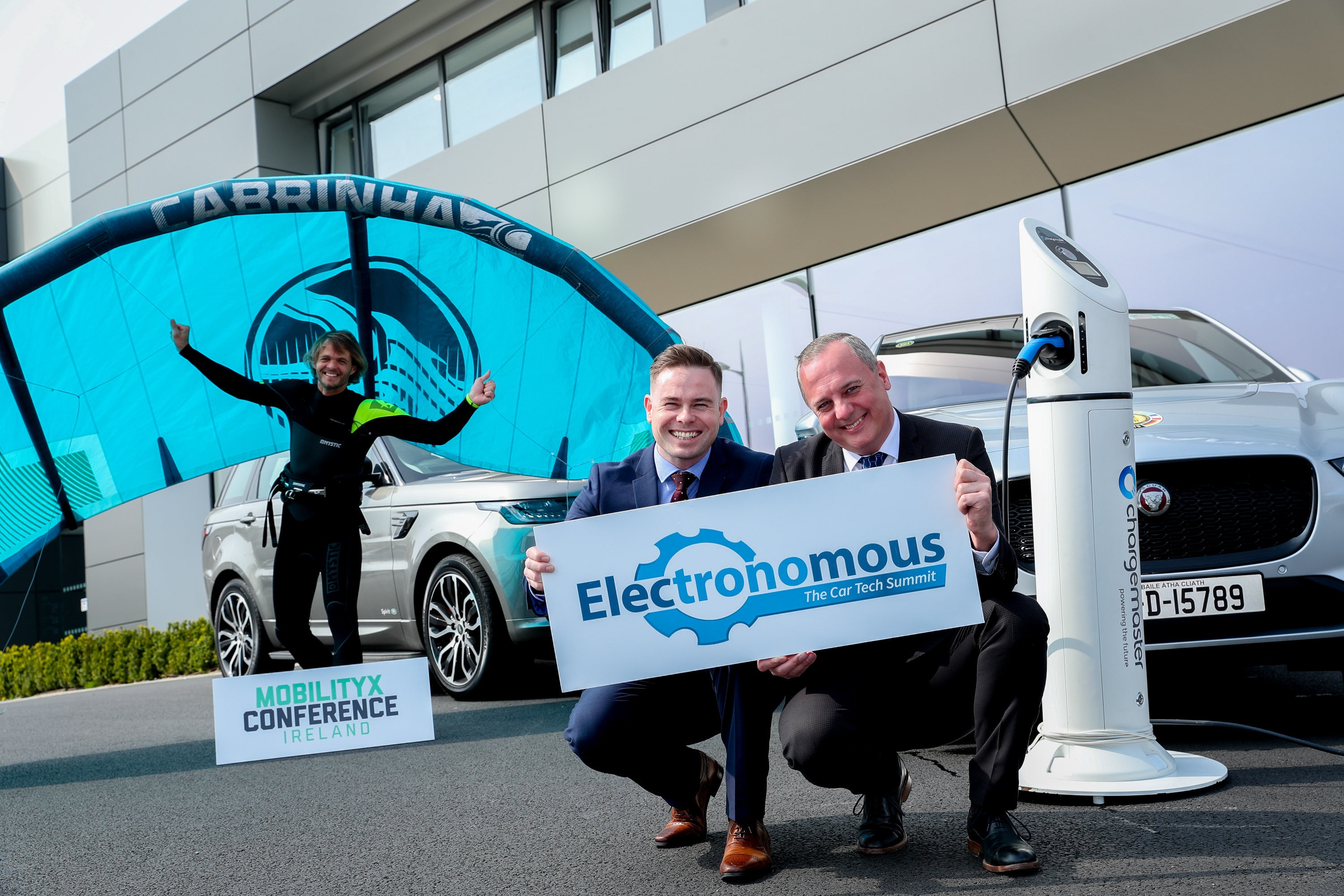 World experts to speak at Electronomous