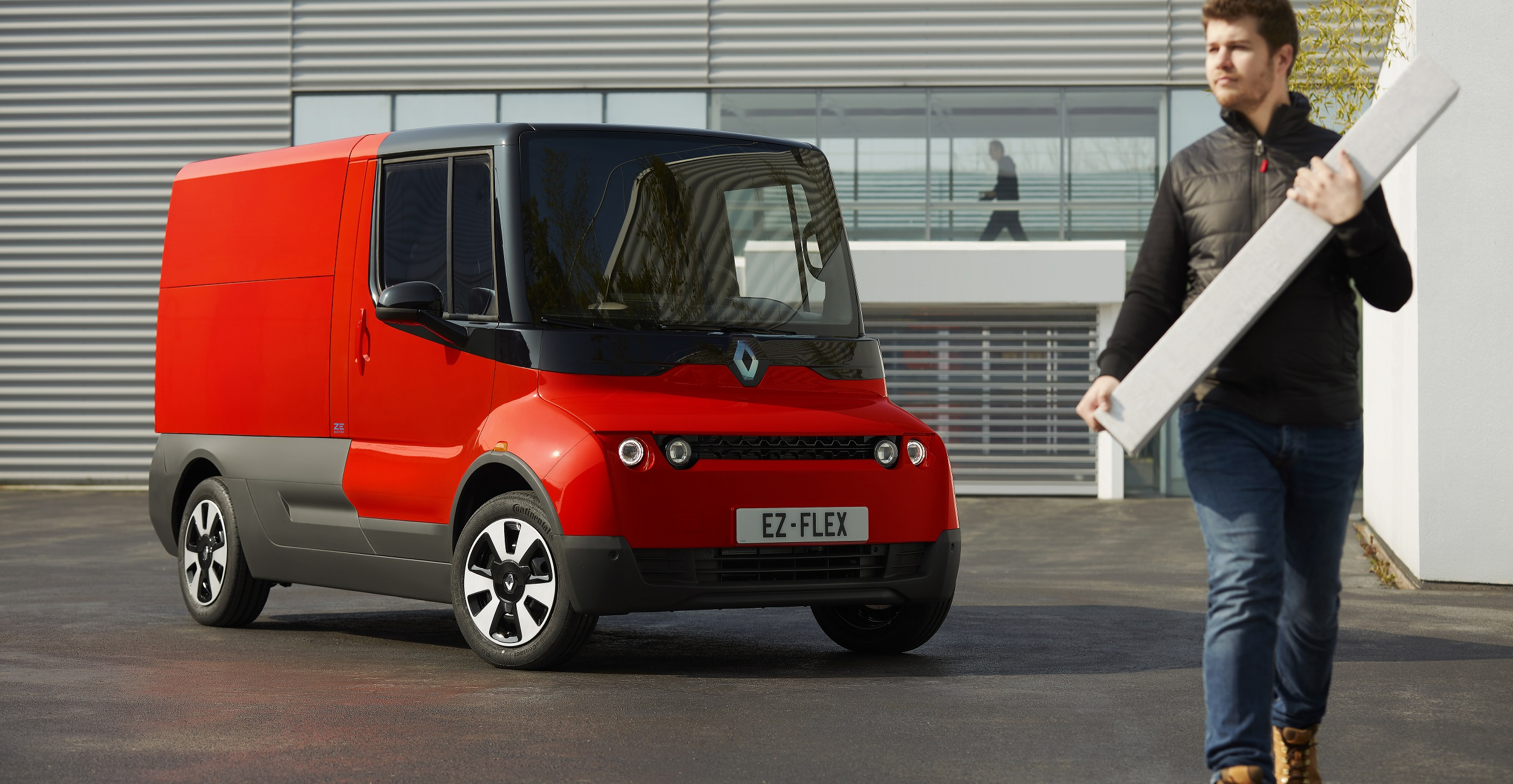 Renault EZ-Flex vans to be put to the test