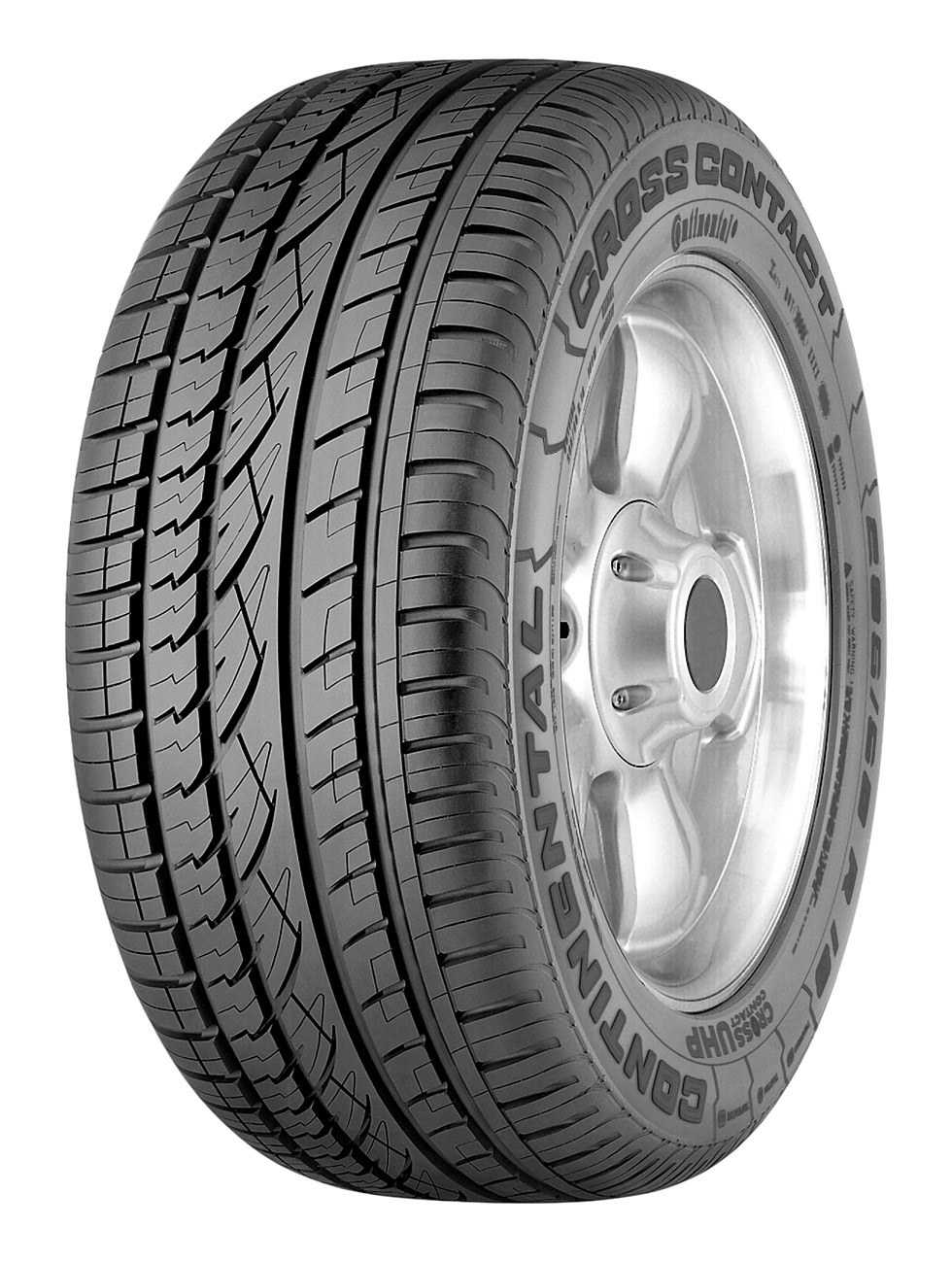 Continental's 4×4 tyre range has market covered