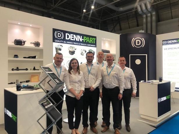 Denn-Part looks back on successful Automechanika Birmingham