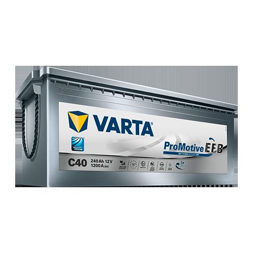 Varta ProMotive AGM powers ahead for Qualvecom