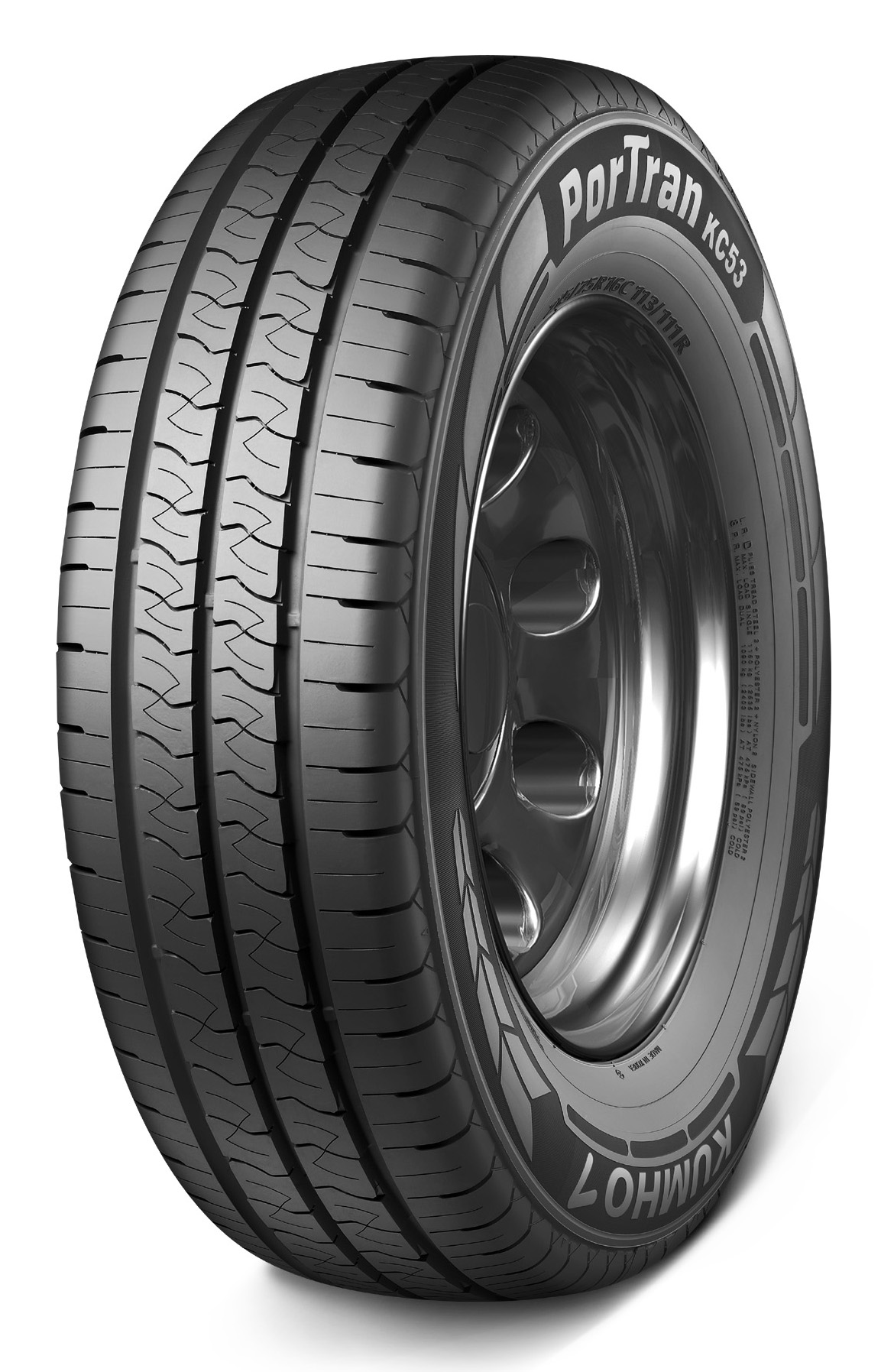 Latest LCV tyres from Kumho