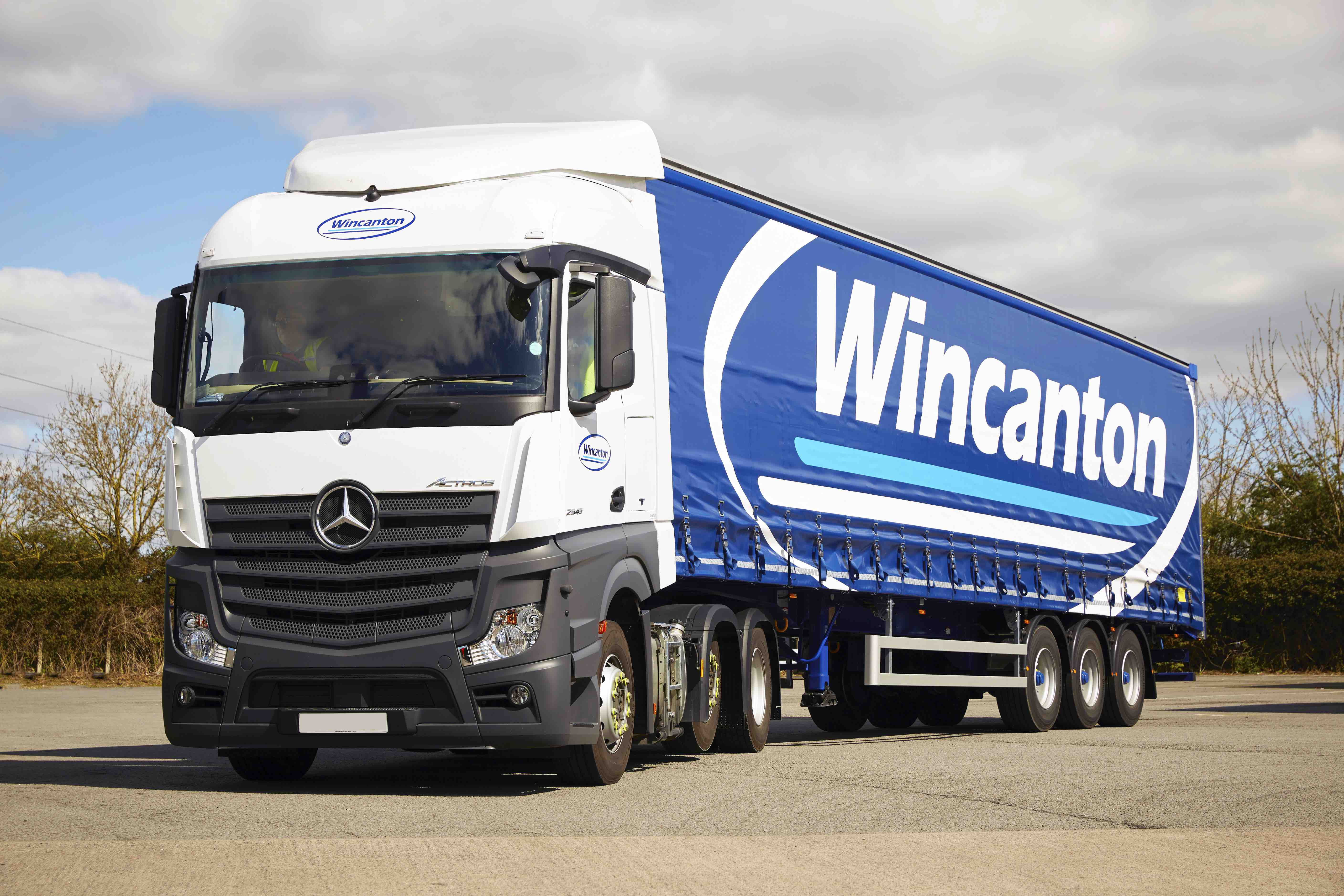 Wincanton targets fuel savings with new Michelin tyres