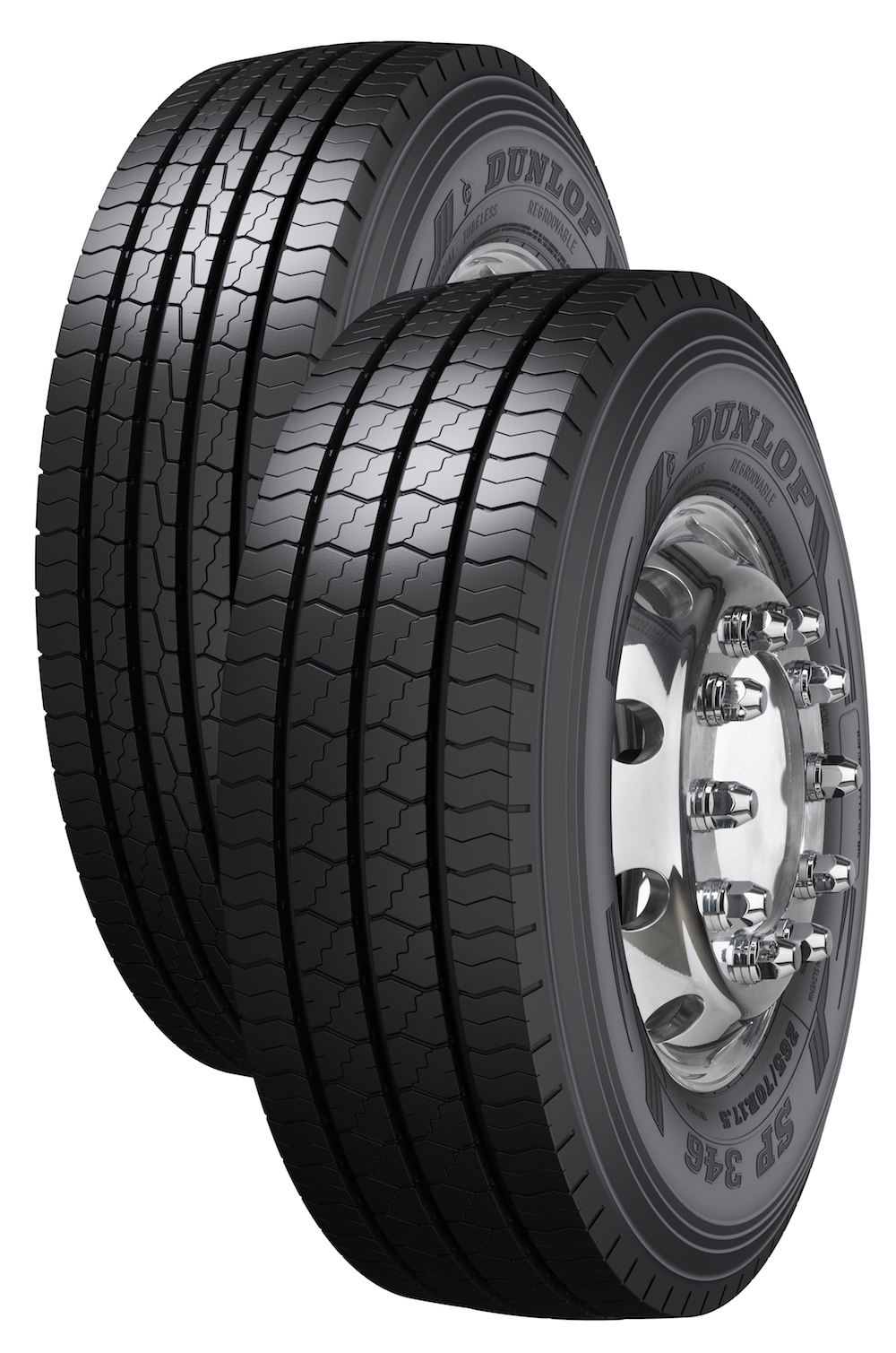 Dunlop to launch new truck tyre range