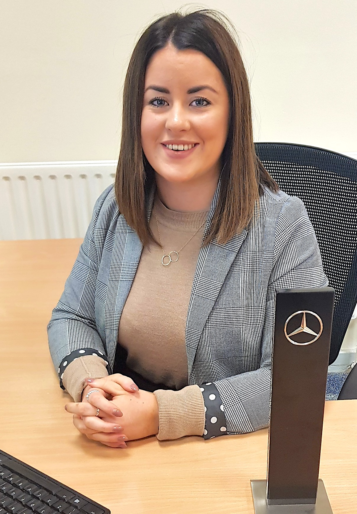 Mercedes-Benz Commercials Ireland appoints new marketing executive