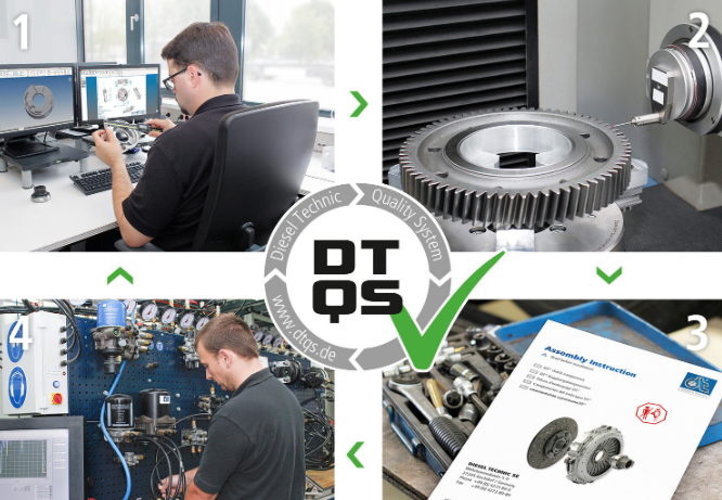 Quality, safety and reliability at the forefront of Diesel Technic