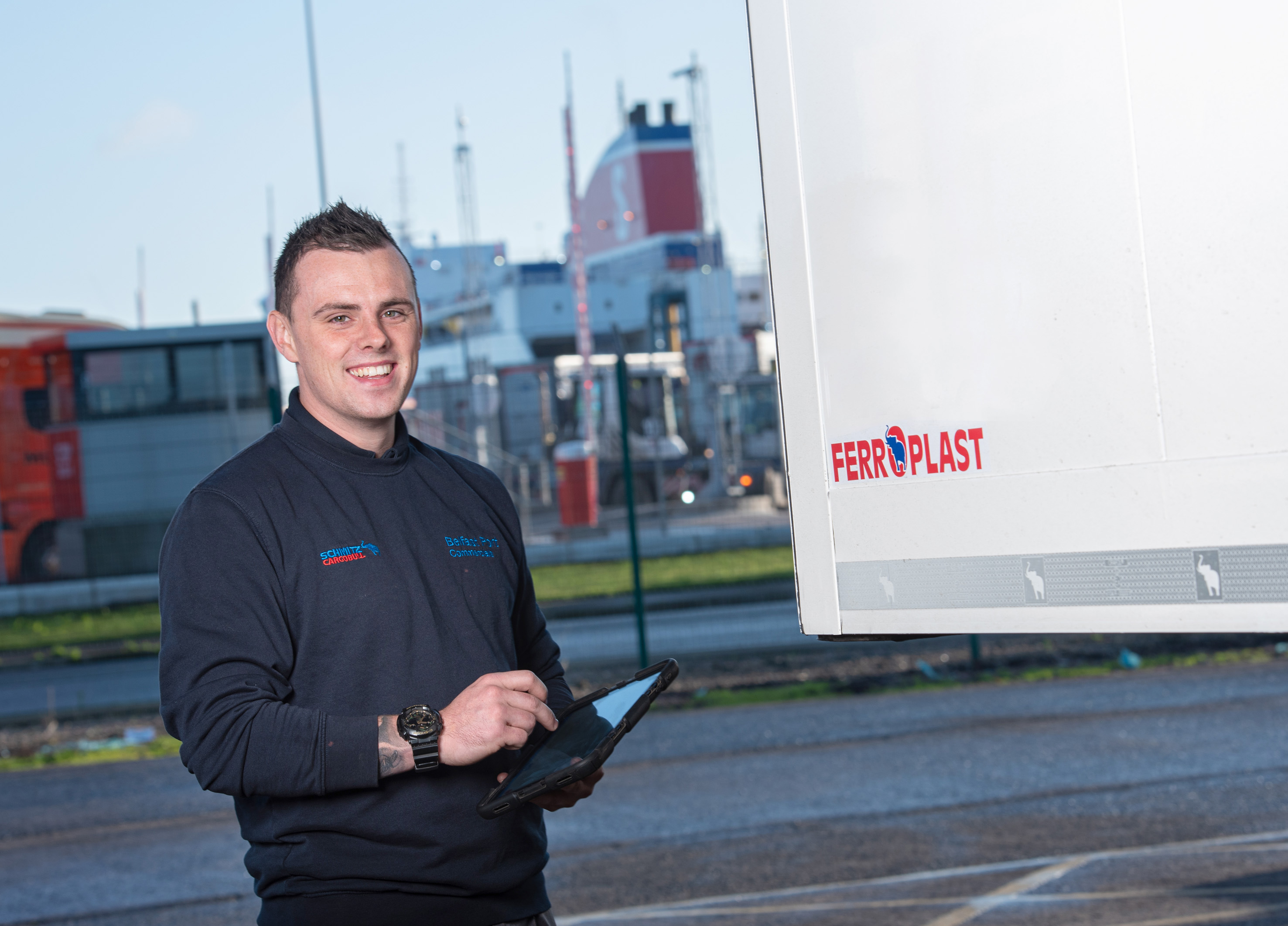 Belfast Port Commercials switches to Freeway Fleet maintenance software