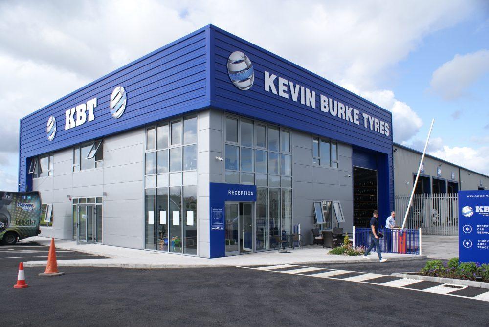 Kevin Burke Tyres appointed Irish distributor of BFGoodrich