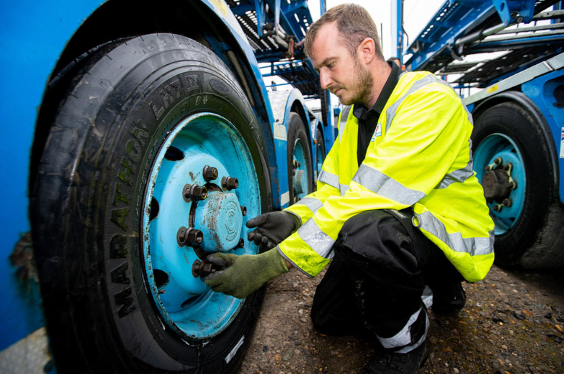 Goodyear TruckForce saved over 2,600 hours of customer downtime last year