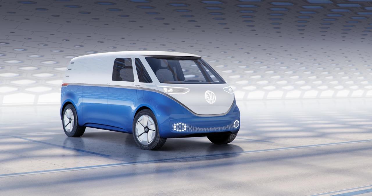 VW Commercials reveals its best concept vehicles