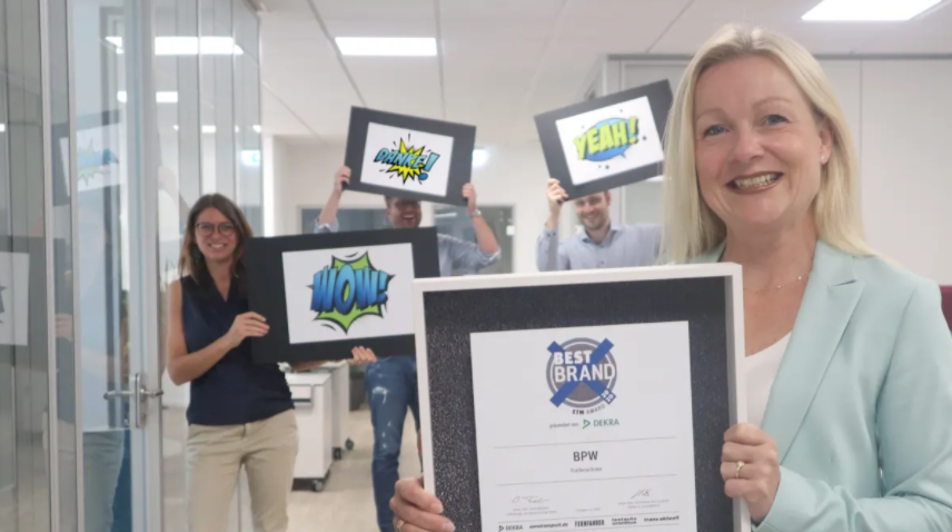 BPW scoops ETM Award for 14th year in a row