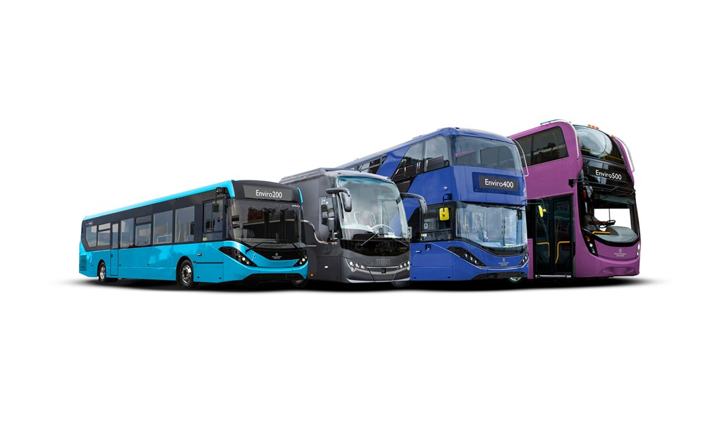 ADL moves to leaner manufacturer model as new bus and coach demand falls