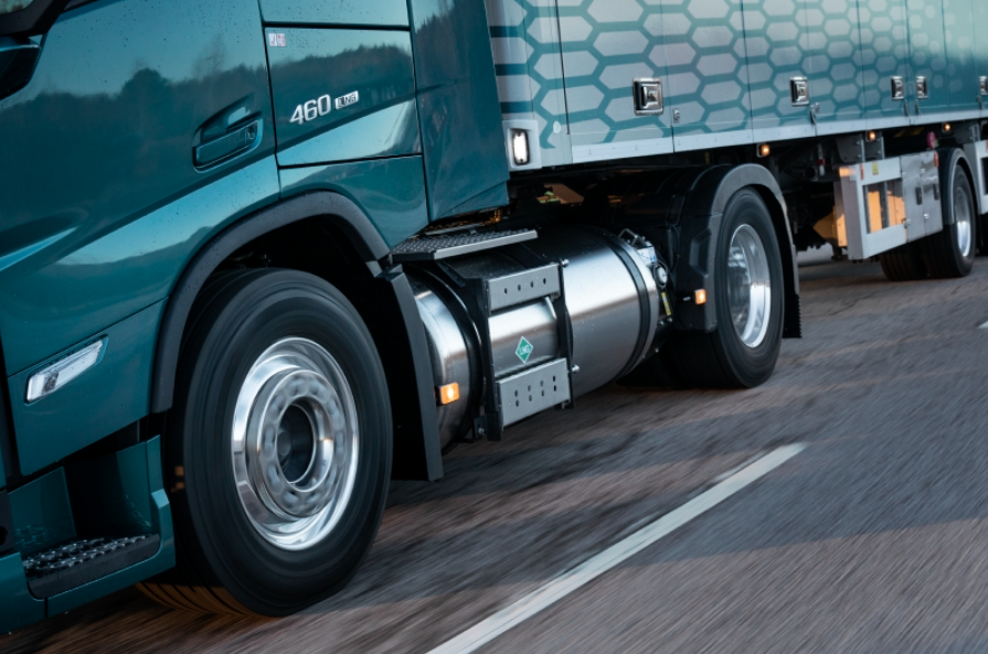 Volvo Trucks revives interest in liquefied gas