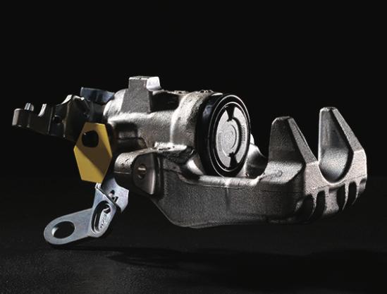 Brake Engineering defining the industry standard