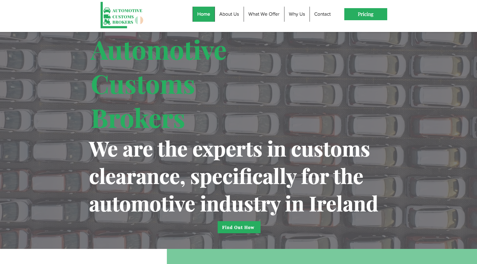 Automotive Customs Brokers has customs clearance covered