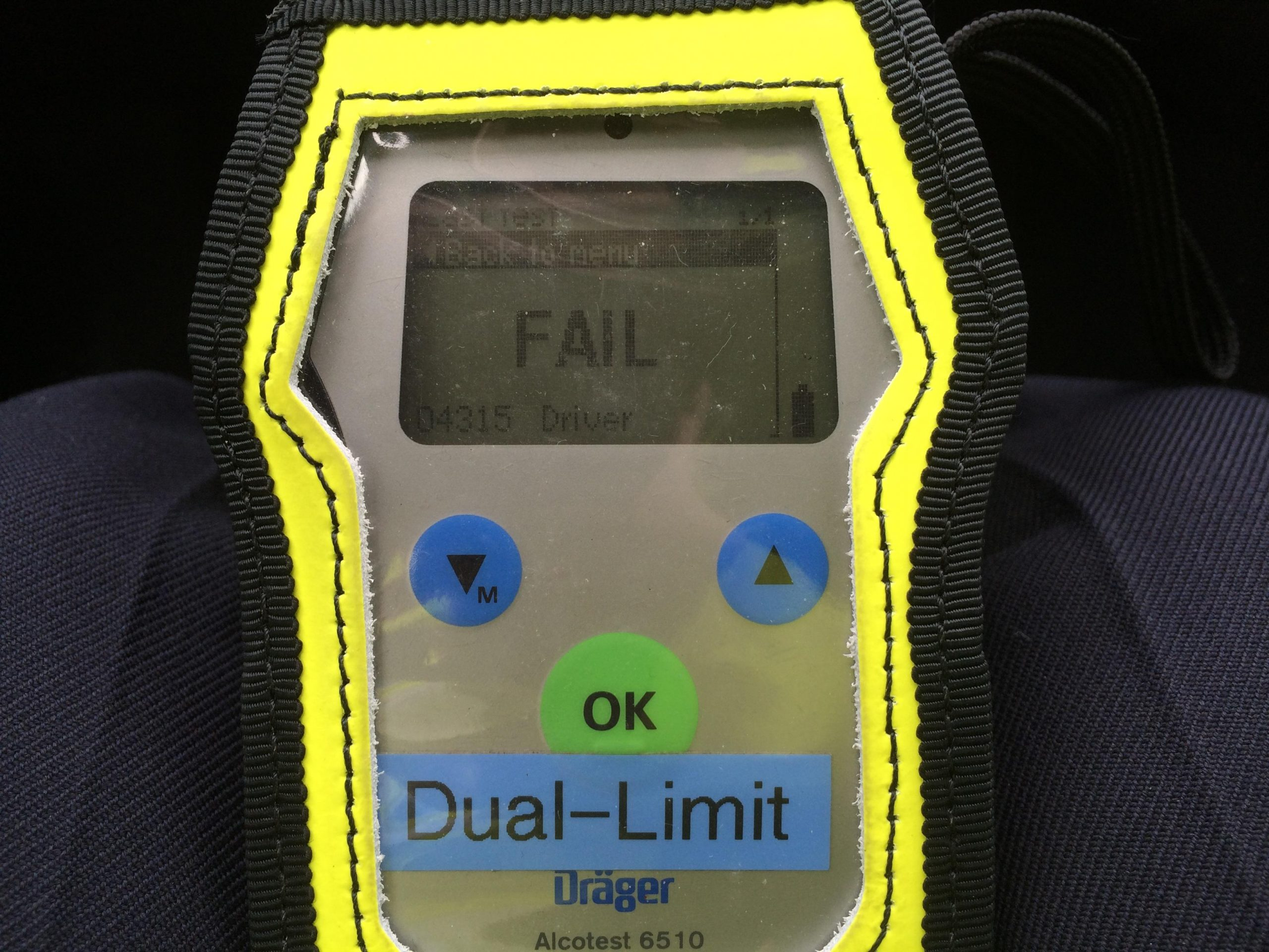 Almost 800 arrested for drink driving last month