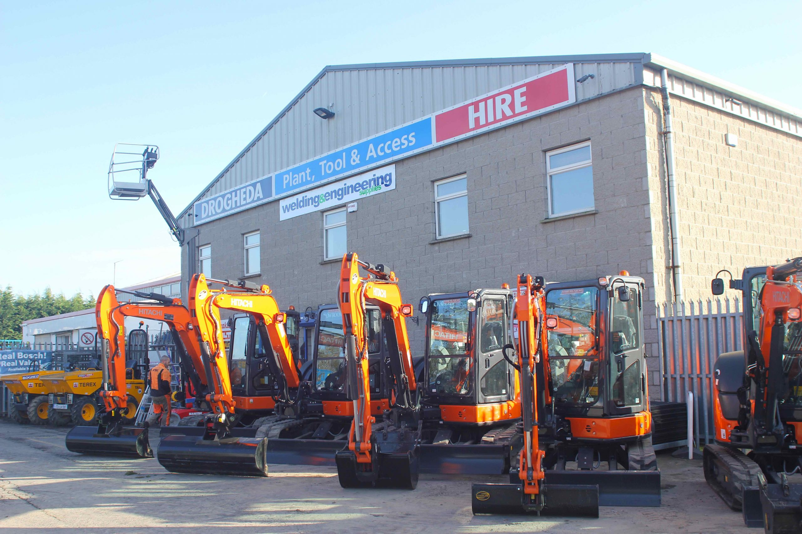 O'Flaherty Holdings to expand presence in plant hire