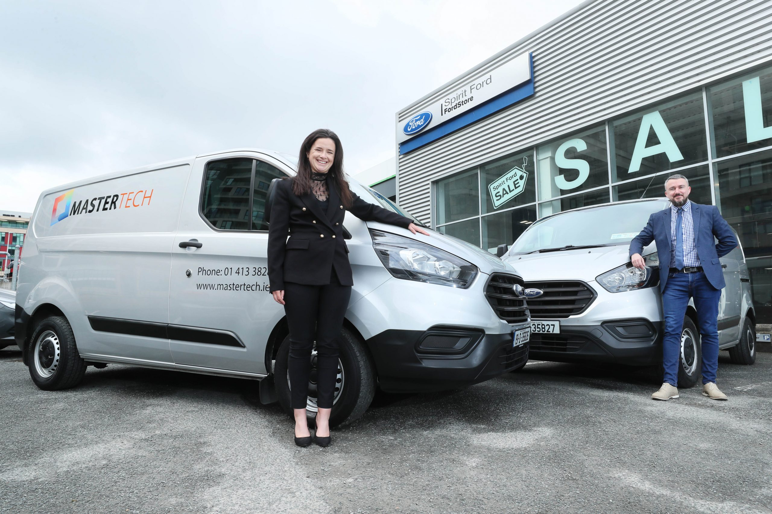 Ford launches new leasing and fleet management service to Irish market