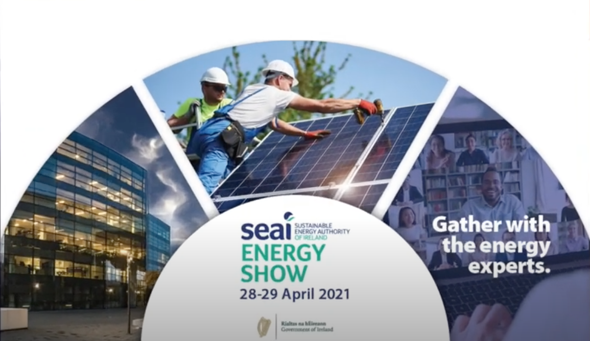 SEAI Energy Show 2021 to take place next week