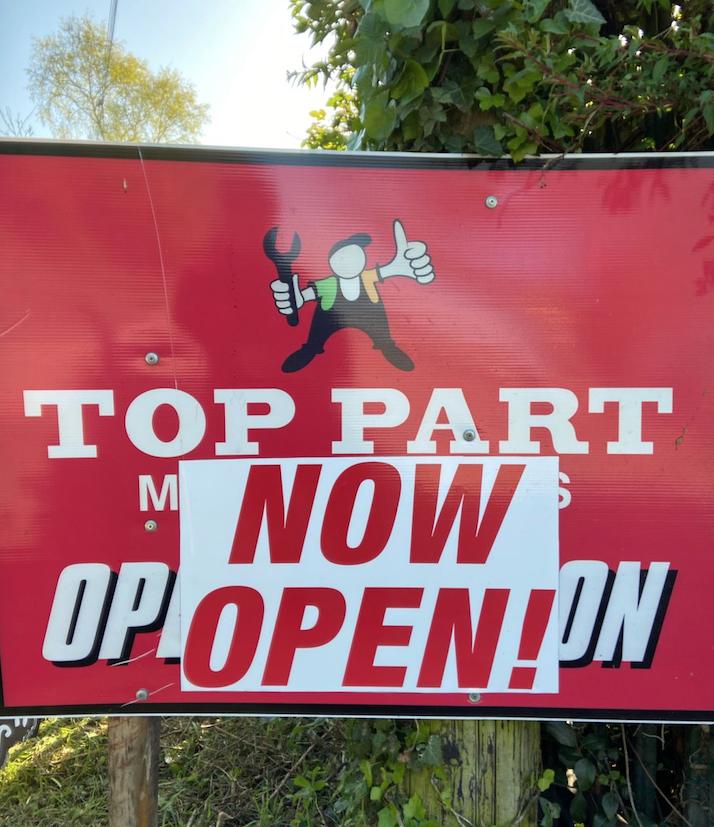 Top Part opens new branch in Cork