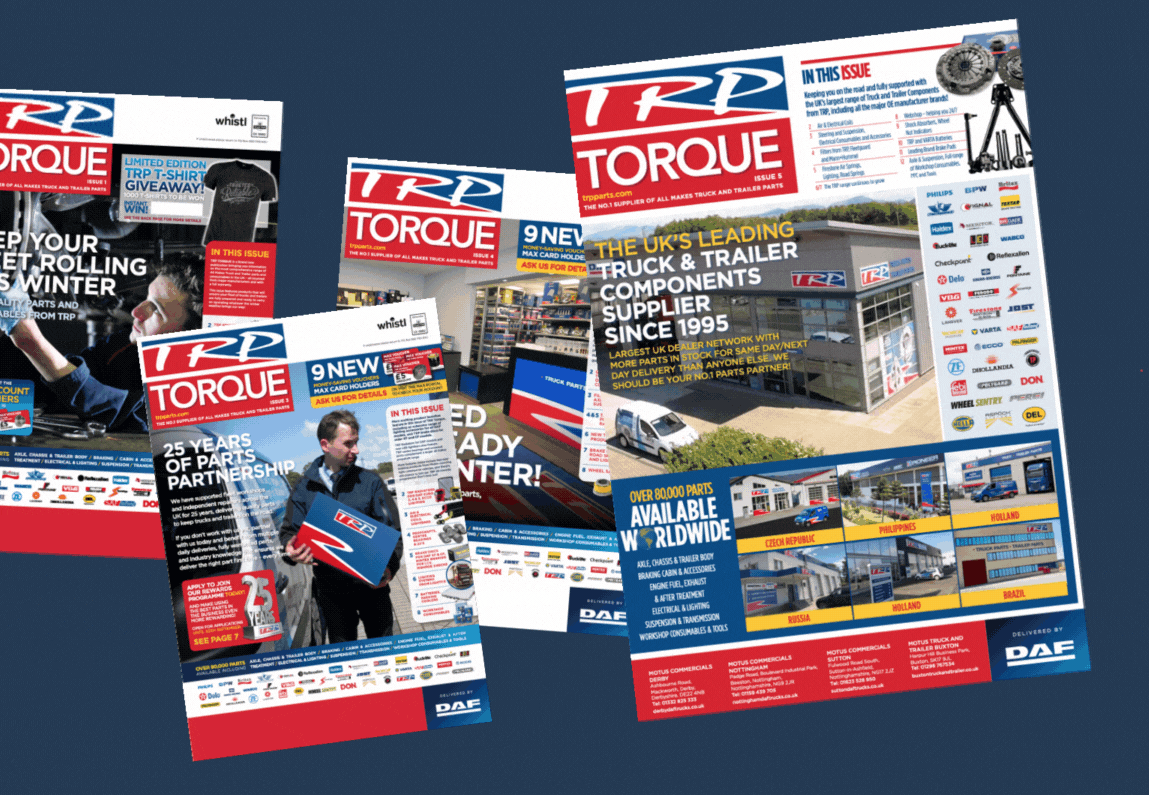 New TRP catalogue highlights increasing LCV parts range