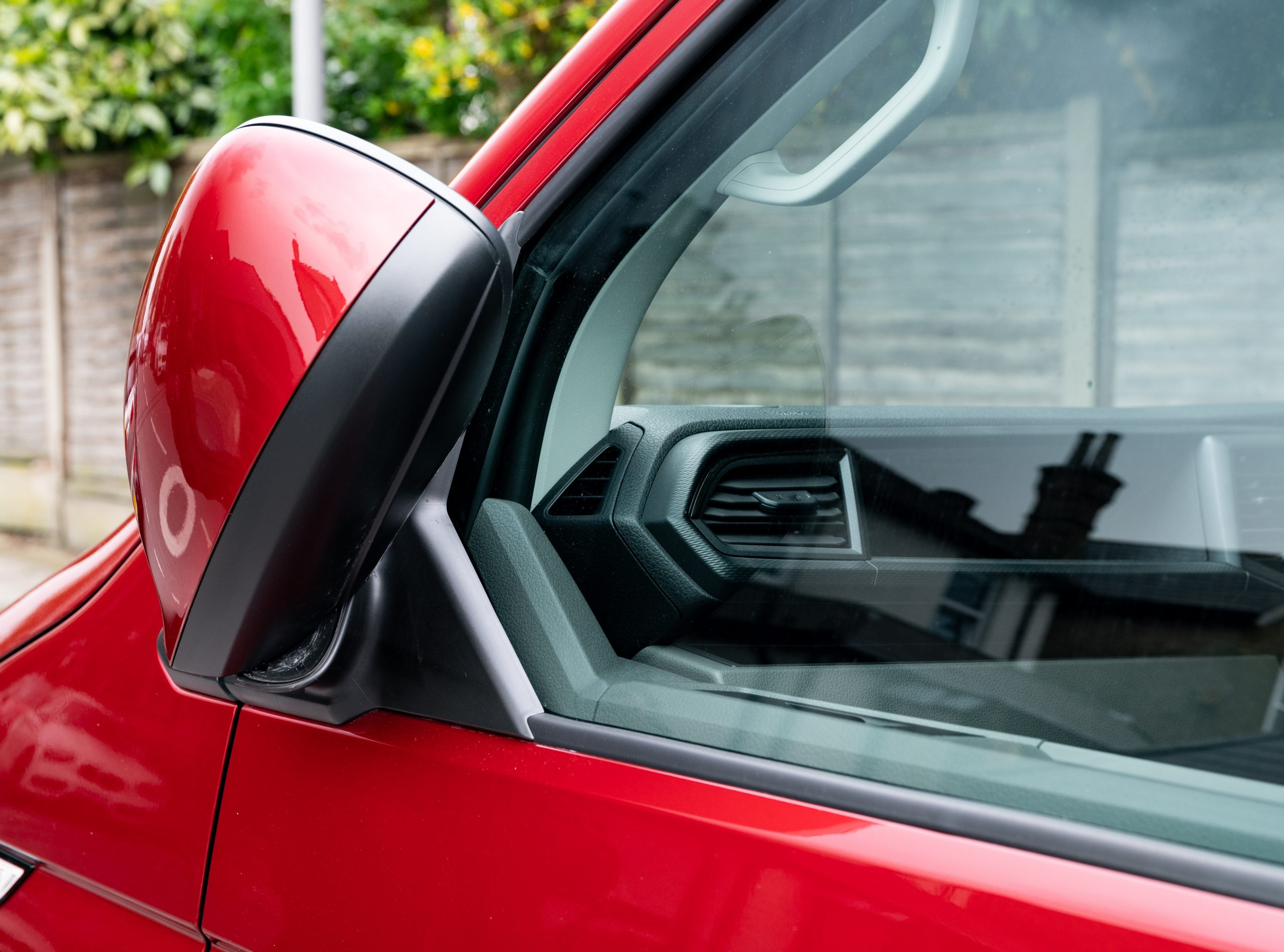 Replacement wing mirrors most common repair for VW van drivers