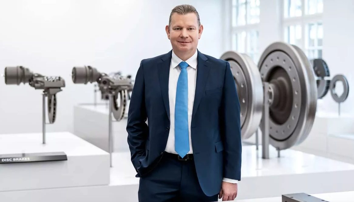 'The commercial vehicle Industry will change as much in the next ten years as it has in the past century' – Dr. Peter Laier, Knorr-Bremse
