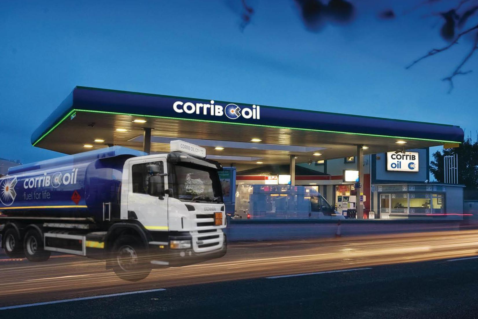 Corrib Oil acquires H2 Group adding 13 retail sites