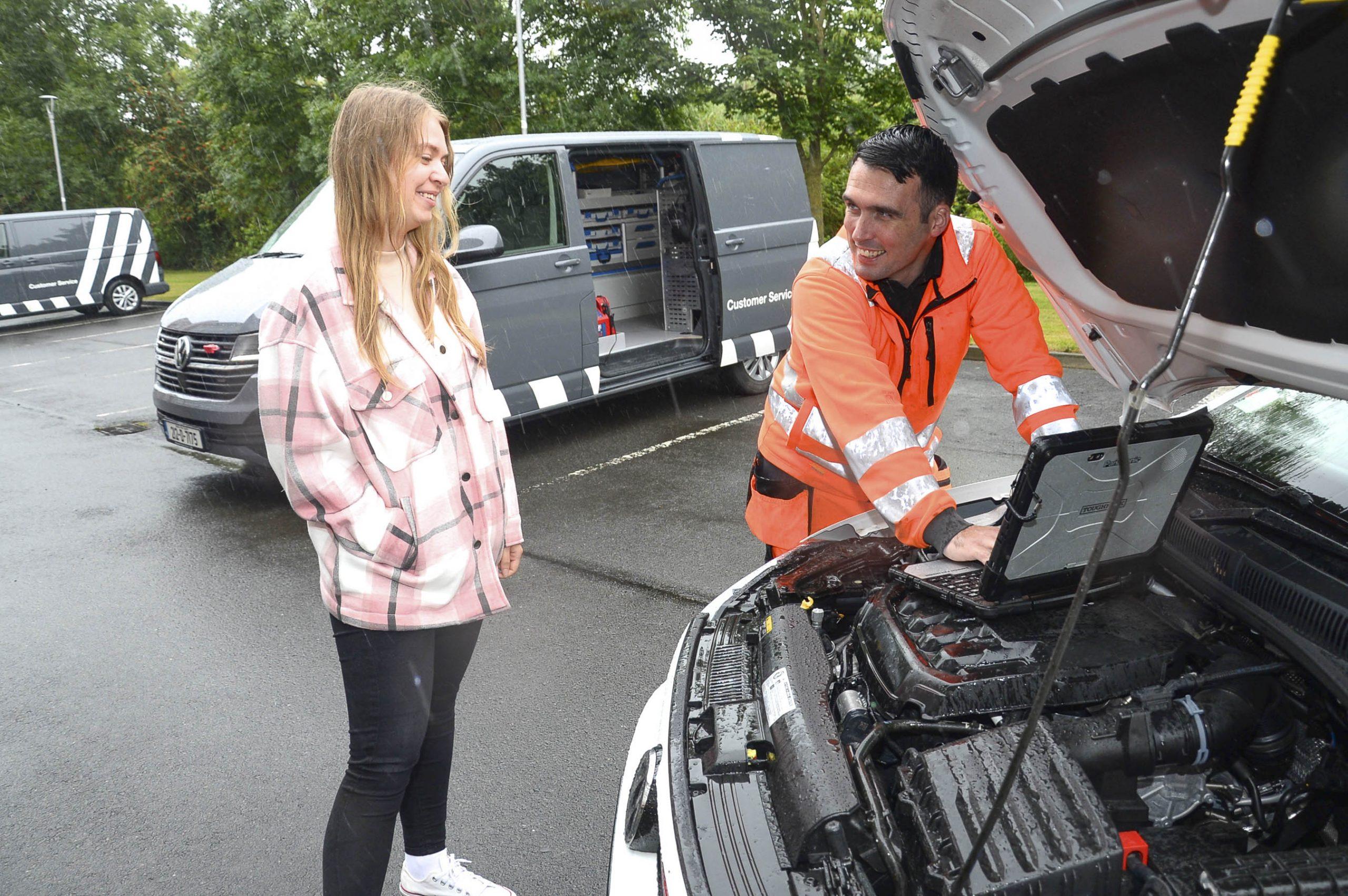 Allianz Partners upgrades roadside assistance van fleet