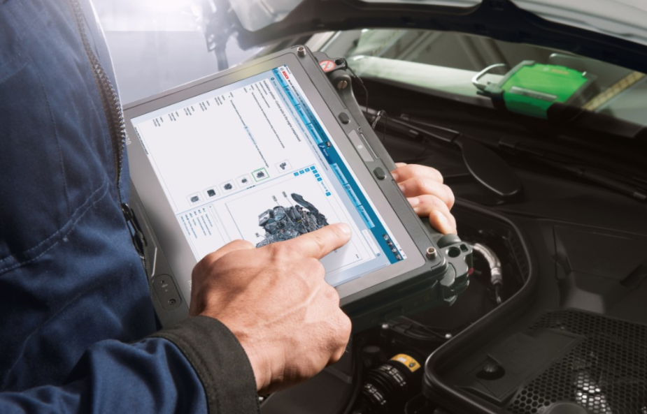 New software packages added to Bosch Esitronic 2.0 Online